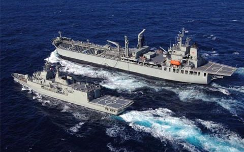 MV DELOS Conversion – Design for HMAS Sirius